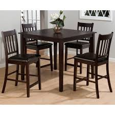 Round Pub Table Set Kitchen Magnificent Wood Pub Table And Chairs Bar Table And