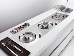 cucine piani cottura installare un piano cottura incasso componenti cucina