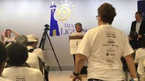 Miami Lighthouse For The Blind October 16 2017 White Cane Day Miami Lighthouse For The Blind