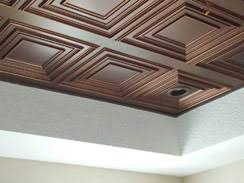 How To Soundproof A Basement Ceiling by Buy Decorative Ceiling Tiles For Your Home Decorative Ceiling Tiles