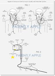 apple to dramatically advance the quality of their earpod mic