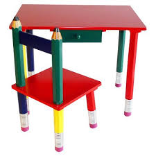 Childs Wooden Desk Desk Chairs Children Home Decoration Ideas