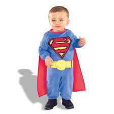 0 3 month baby boy halloween costumes superman returns deluxe muscle chest child costume dc comics