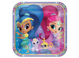 shimmer and shine party supplies sweet pea parties
