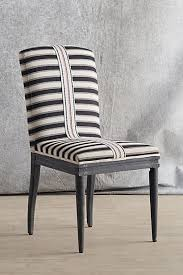 Black And White Striped Dining Chair Grassland Stripe Dining Chair Anthropologie Dining And Dining