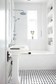 comment agrandir la petite salle de bains u2013 25 exemples white