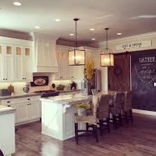 eclectic home tour yellow prairie interiors chalkboard walls