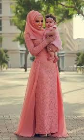model baju kebaya muslim inspirasi gaun kebaya muslim terbaru