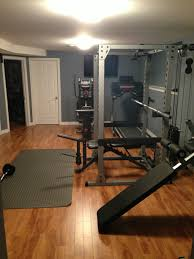 Decorating Home Gym Inspiring Small Home Gyms 90 For Your House Decorating Ideas With