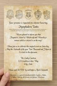 baby shower website 50 printed harry potter hogwarts theme baby shower invitations