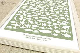 wedding guest books wedding guest book ideas trendy tuesday