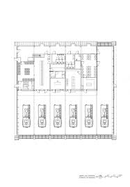 Fire Station Floor Plans Gallery Of Fire Station In Houten Samyn And Partners 16