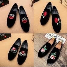wedding shoes europe new men velvet loafers party wedding shoes europe style