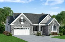 brick homes plans beautiful brick home plans stone house plans don gardner