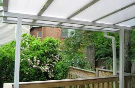 Transparent Patio Roof Clear Or Translucent Patio Covers And Sunroom Glazing