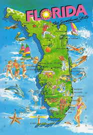 Clearwater Beach Florida Map by The 25 Best Map Of Florida Panhandle Ideas On Pinterest South
