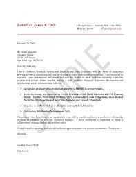 sle cover letter finance banking cover letter sle choice image letter sles format