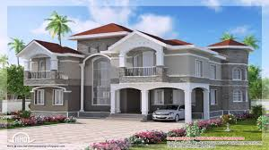 Two Floor House Plans In Kerala by 3 Bedroom House Plans In Kerala Double Floor Youtube