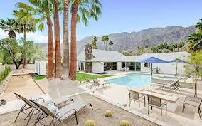 vacation rental house plans luxury palm springs vacation rentals beau monde villas