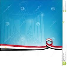 Flag Egypt Egypt Flag On Background Stock Vector Image Of Blank 51591949