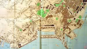 road map up 1938 road map of singapore adam park museum