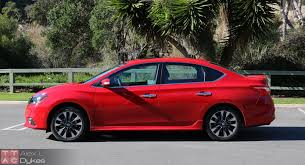 red nissan sentra 2016 nissan sentra review nissan u0027s compact goes premium