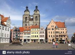 Wittenberg Germany Map by Luther City Wittenberg Stock Photos U0026 Luther City Wittenberg Stock