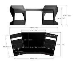 Build A Studio Desk Plans by John Sayers U0027 Recording Studio Design Forum U2022 View Topic Acoustic