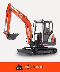 kx91 3a2 hshire plant hire equipment mini digger hire
