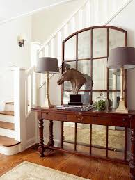 Console Entry Table Best 25 Foyer Mirror Ideas On Pinterest Gold Framed Mirror