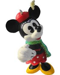 savings on disney minnie mouse vintage style tree ornament