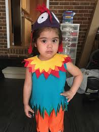 Halloween Chicken Costume Moana Hei Hei Heihei Rooster Chicken Costume Infants