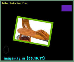 how to make a wooden chair plans 174200 the best image search
