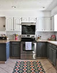 kitchen amazing white gray backsplash contemporary white kitchen