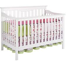 Harlow 3 In 1 Convertible Crib Delta Children Harlow 4 In 1 Convertible Crib White Walmart