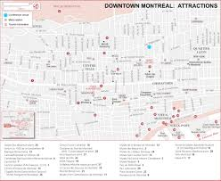 Map Of Montreal Venue U0026 Travel Info Time 2008