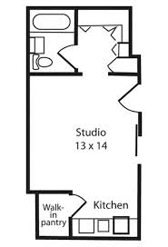 Studio Floor Plans Best 25 Garage Studio Apartment Ideas On Pinterest Above Garage