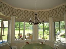 dining room valance home accessories modern dining room design with decorative