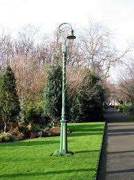 cast iron lighting columns street lighting uk installations dublin collection