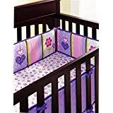 amazon com purple bedding sets crib bedding baby products