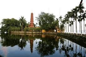 Tháp Báo Thiên-Hà nội qua thơ. Pleiku phố núi và bạn bè