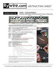obd1 wiring diagram blonton com