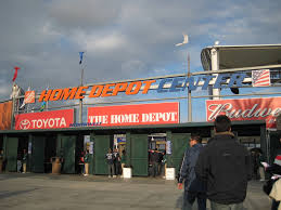 file home depot center entrance jpg wikimedia commons