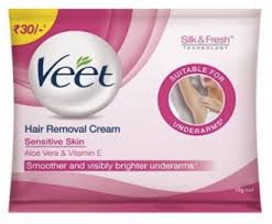 new launch alert veet hair removal cream for underarms indian