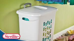 grey laundry hamper laundry room appealing laundry bin on wheels commercial w grey