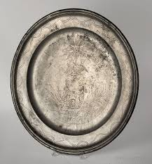 personalized pewter plate antique pewter tankard plate flagon serving