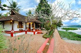 stay in independent homely waterfront villas run by a family on
