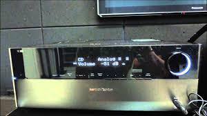 high end home theater receivers testamos amplificador high end harman kardon youtube