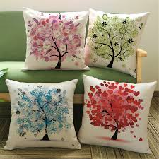 compare prices on floral throw pillows online shopping buy low