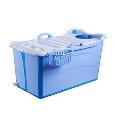 vasca da bagno in plastica xuanlan vasca da bagno per adulti in plastica di grandi dimensioni